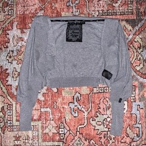 Gray GUESS Sweater